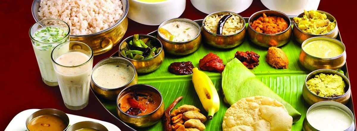 Is Indian food in England a luxury?